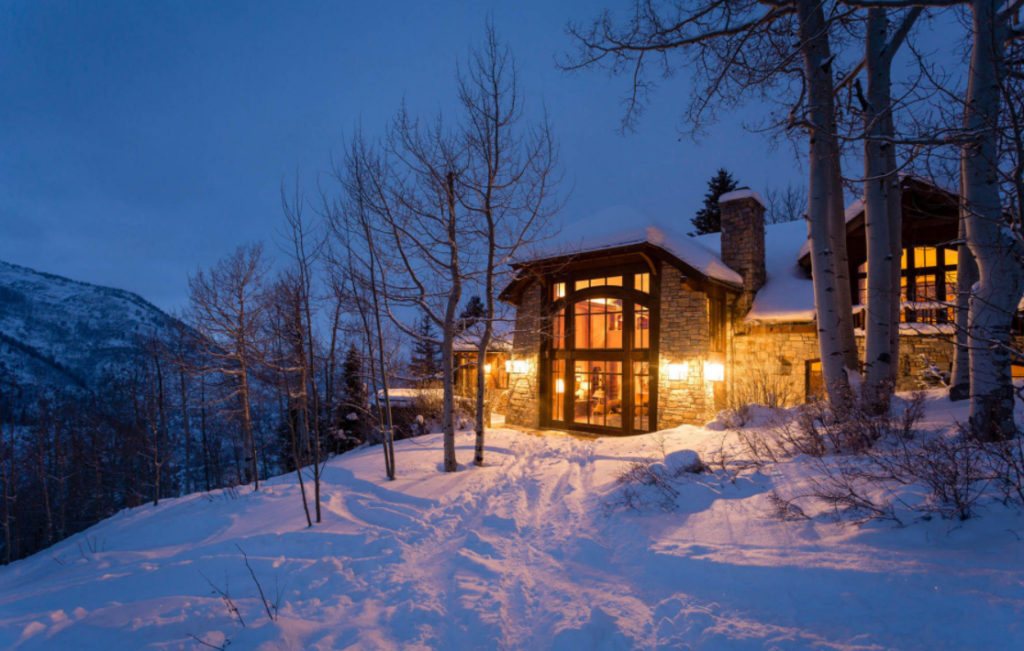 Click In Click Out home in Snowmass
