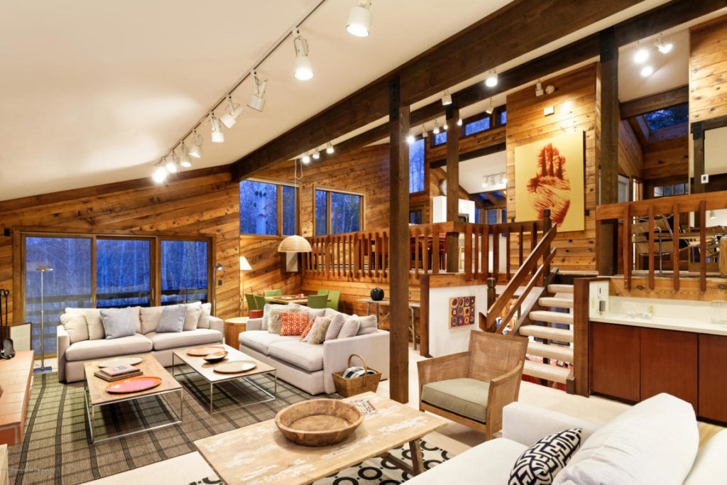 Click In Click Out Ski Homes Aspen Colorado